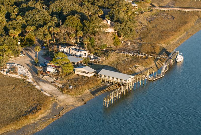 Bowens Island Restaurant and Landing