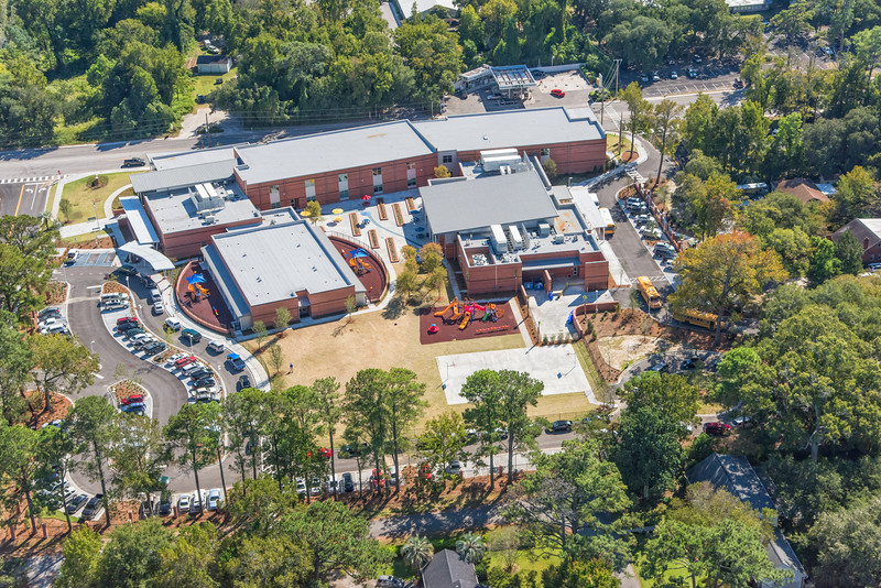 Harborview Elementary School, Harbor View Road, James Island