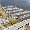 Maybank Highway, Stono Bridge and the St. John's Yacht Harbor
