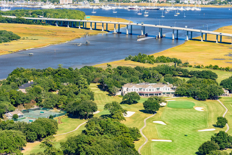 Charleston Country Club Clubhouse