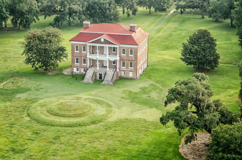 Historic Mansion, Drayton Hall