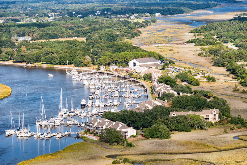Bohicket Marina, Seabrook Island