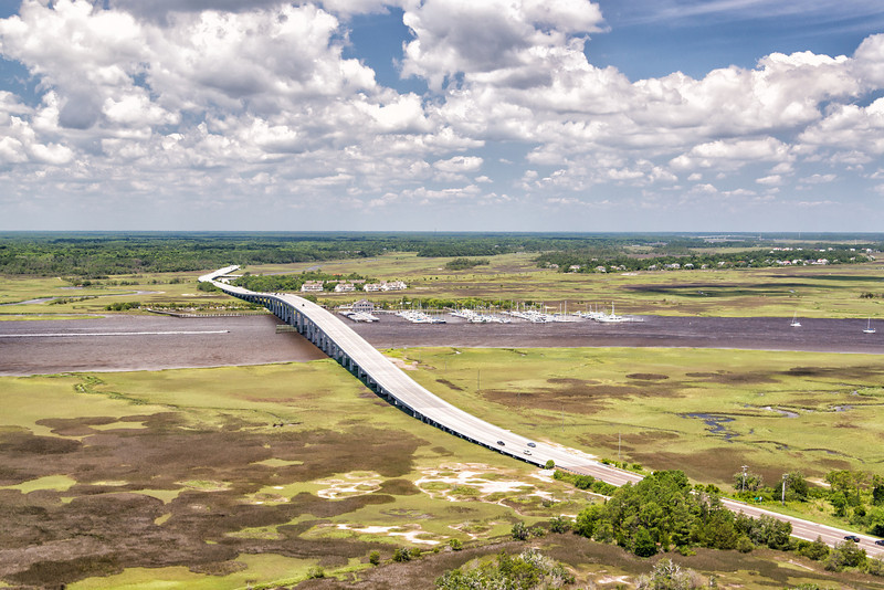Stono River Bridge