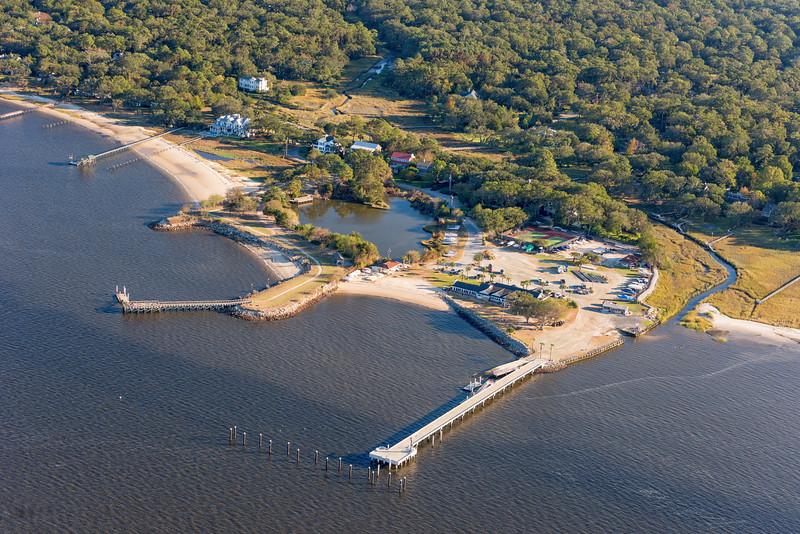 James Island Yacht Club and Sunrise Park
