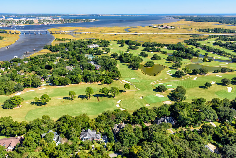 Country Club Golf Course, James Island, Charleston SC