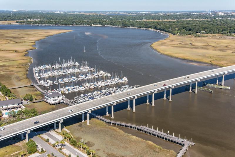 St. Johns Harbor, Stono River