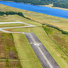 Johns Island Executive Airport and the Stono River