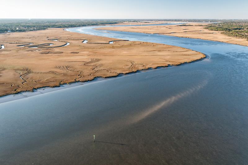 Stono River, Intercoastal Waterway