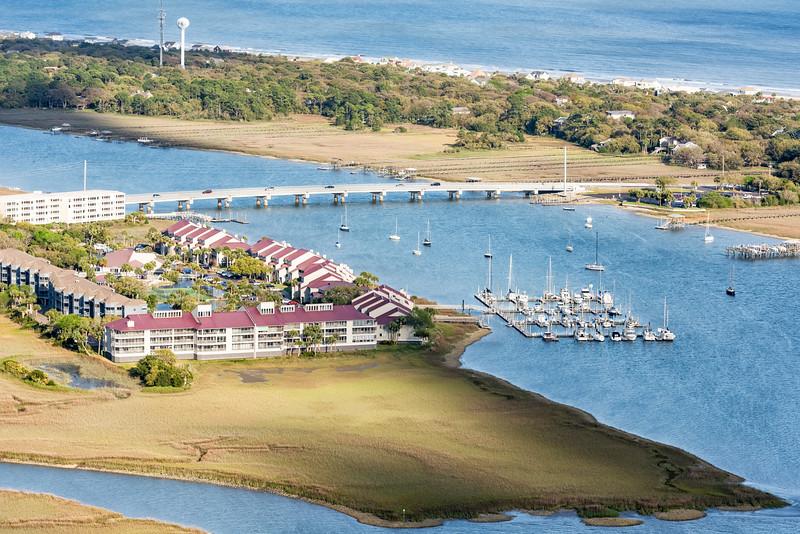Mariner's Cay and Marina, Folly River