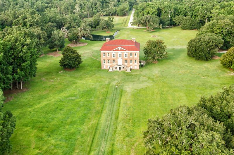 Drayton Hall, historic plantation home