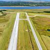 Johns Island Executive Airport runway