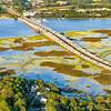 General Westmoreland Bridge and I-526 over Ashley River