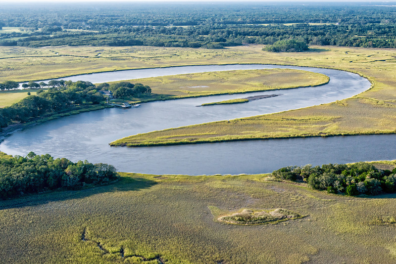 Abbapoola Creek, John's Island