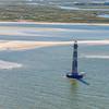 Morris Island Lighthouse and Folly Island