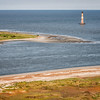 Lighthouse Creek and Morris Island Lighthouse