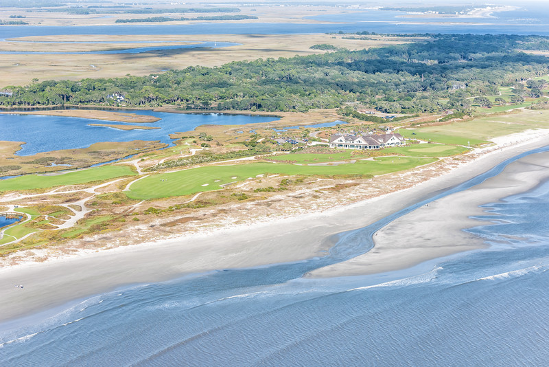 The Ocean Course Clubhouse, Kiawah, SC