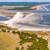 Captain Sam's Spit with berm, Kiawah Island