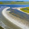 Morris Island Shifting Sandbars