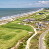 Kiawah's Ocean Course and club house, Kiawah Island