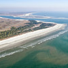 Folly Beach and Morris Island