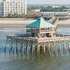 Tides Hotel and Folly Beach Fishing Pier