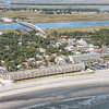 Folly Beach condos and Tides Hotel