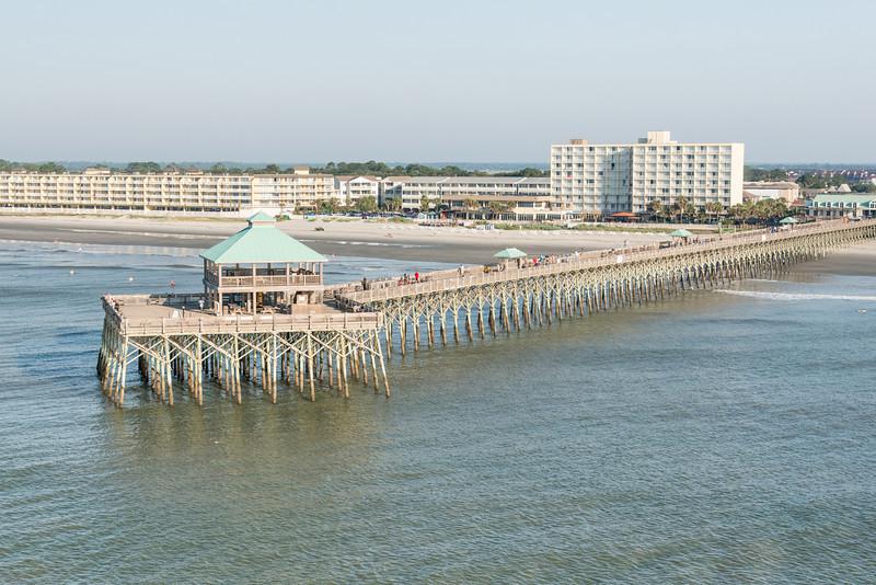 Edwin S. Taylor Folly Beach Fishing Pier