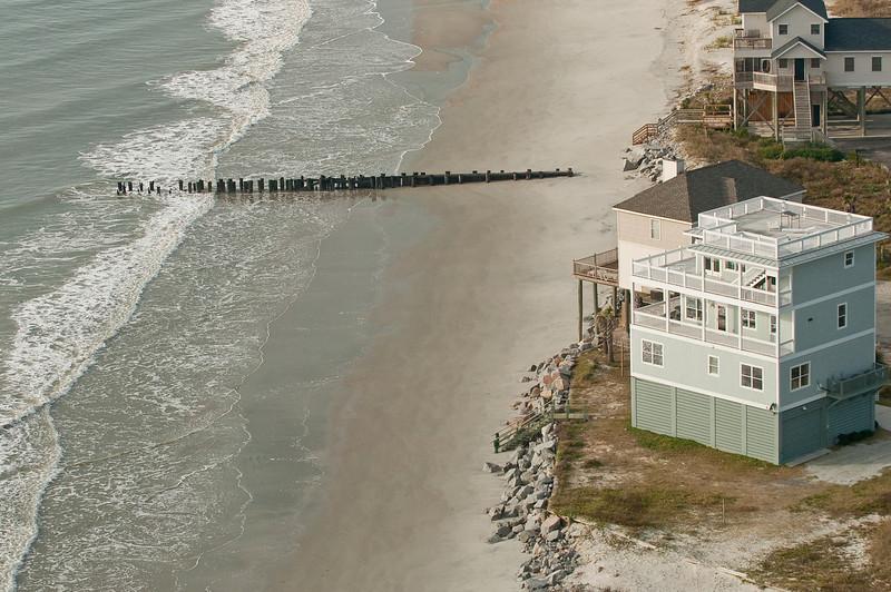 Folly Beach oceanfront propert