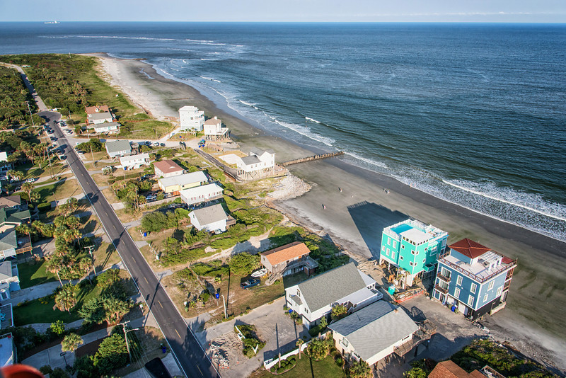 East Ashley Avenue, Folly Beach