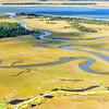 Eastern Tip of Kiawah Island and the Stono River
