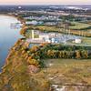 SCE&G Hagood Plant, Dolphin Cove Marina & Rhodia Plant