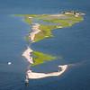 Shute's Folly Island and Castle Pinckney fort