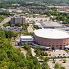 The North Charleston Coliseum and Convention Center