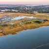 Undeveloped land of the Charleston Neck area