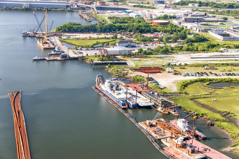 Shipyard Creek, North Charleston, SC