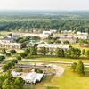 Charleston Southern University campus & the Lightsey Chapel