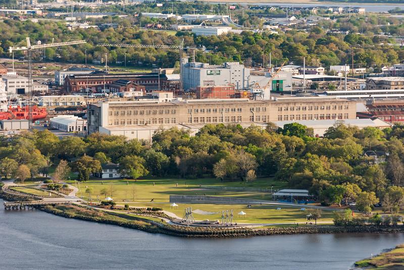Riverfront Park, North Charleston