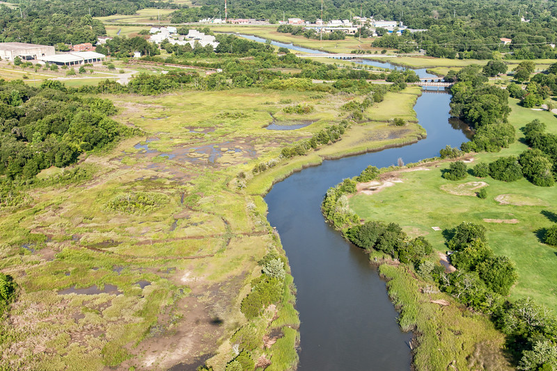 Noisette Creek, North Charleston, SC