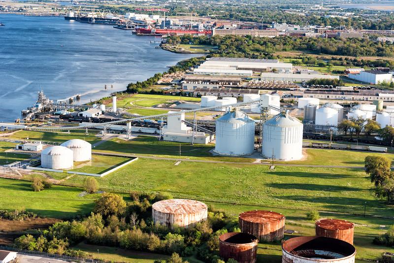 Chem-Marine Corporation and Charleston Cement Deepwater Terminal