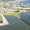 Bainbridge Avenue, shipyards & terminals on the Cooper River