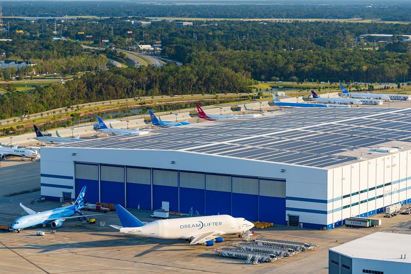 Dream Lifter, Boeing South Carolina
