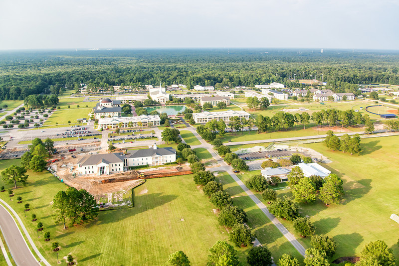 Charleston Southern University campus