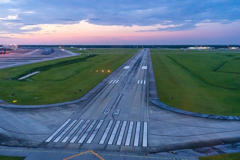 Runway 3, Charleston International Airport