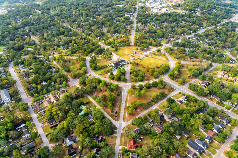 Park Circle neighborhood