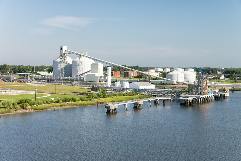 Odfjell and Chem-Marine, Cooper River, North Charleston