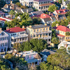 Homes on South Battery, Charleston, SC