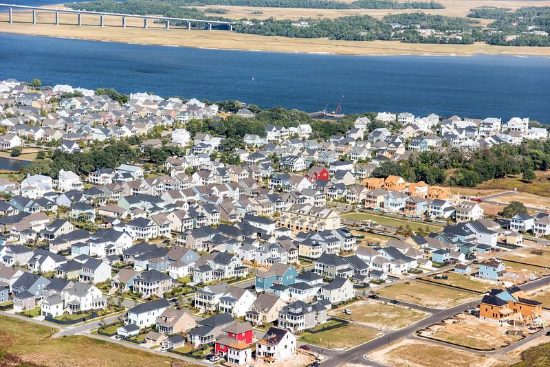 New Homes on Daniel Island, SC