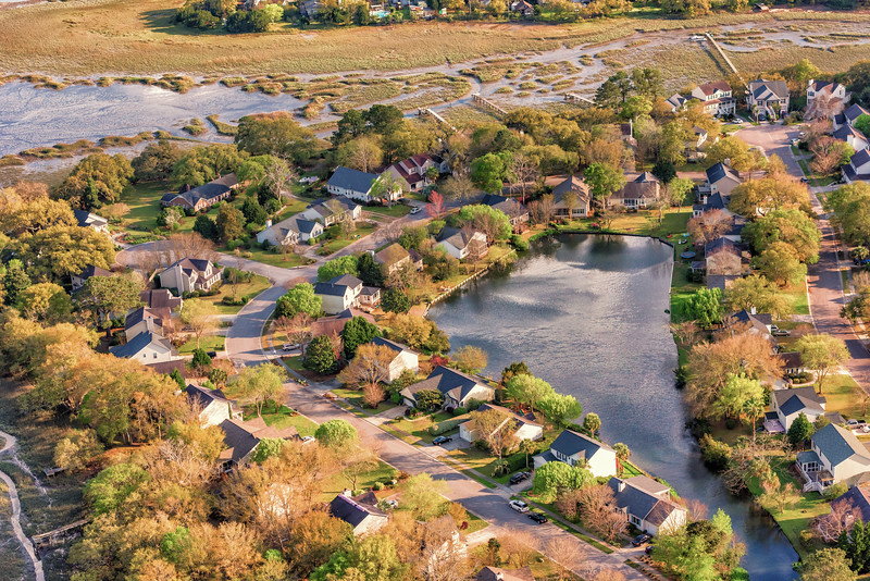 Bayview Farms Neighborhood, James Island