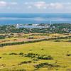 Ocracoke Lighthouse and town of Ocracoke, Ocracoke Island