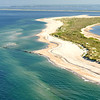 Southern tip of Hatteras National Seashore